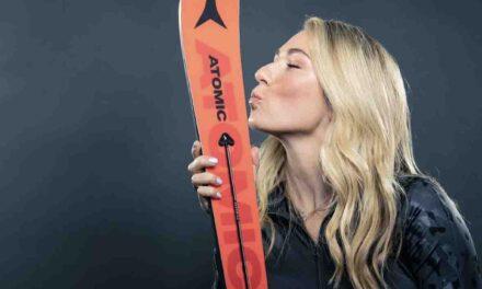 Mikaela Shiffrin renova amb Atomic dos anys més