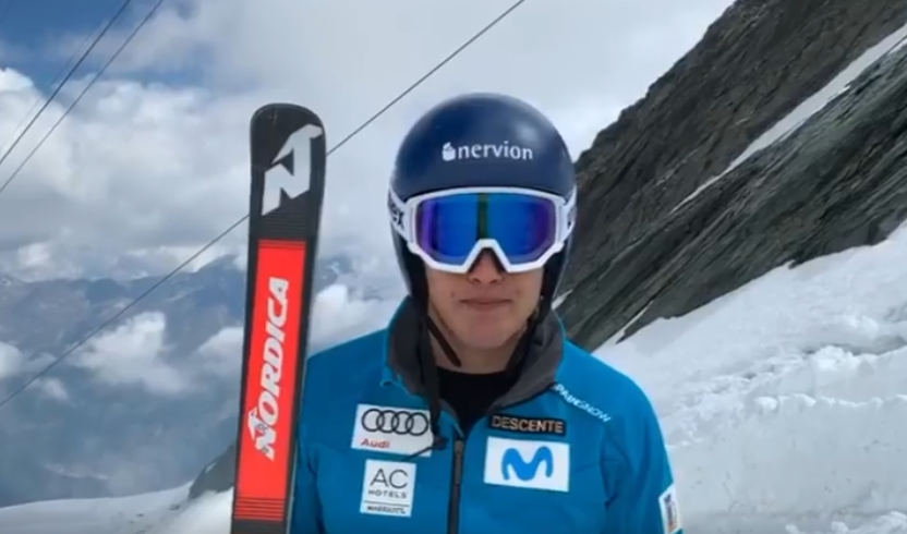 """Juan del Campo: """"Teníem ganes de tornar a calçar-nos els esquís"""""""