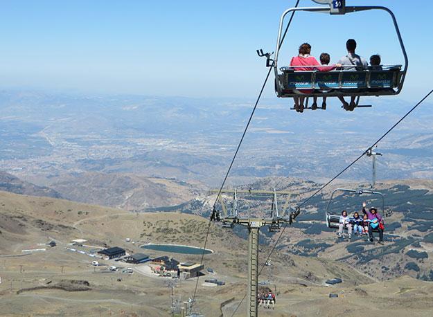 Sierra Nevada obre aquest cap de setmana les seves instal·lacions d'estiu