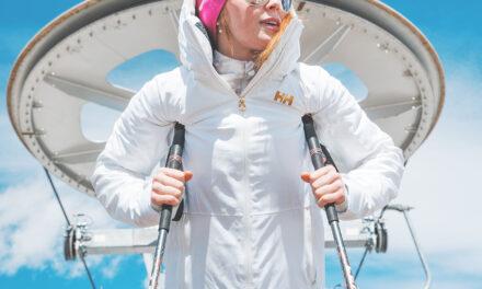 La nova Pinnacle Jacket, peça rellevant de la nova Resort Ski Collection de Helly Hansen