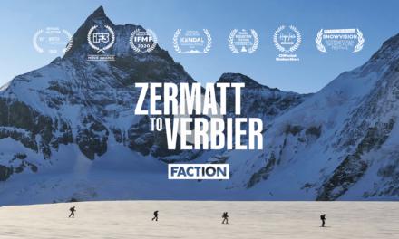 ZERMATT TO VERBIER | The Faction Collective | 4K