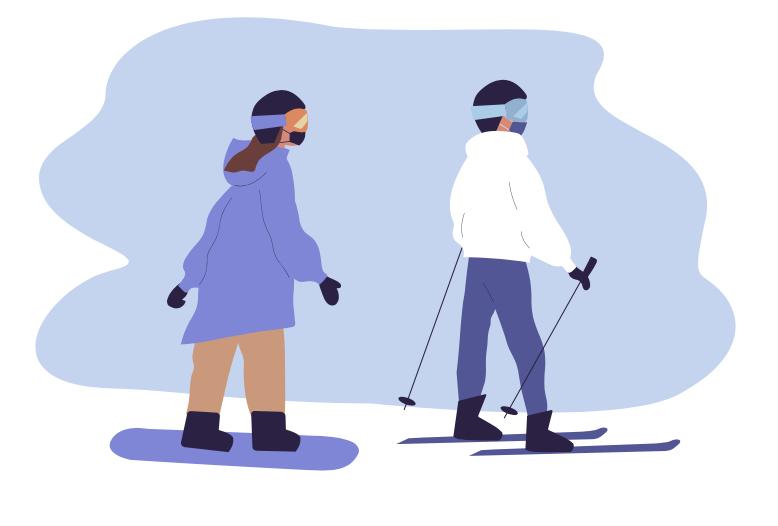 Les mesures adoptades per les estacions d'esquí davant la Covid-19