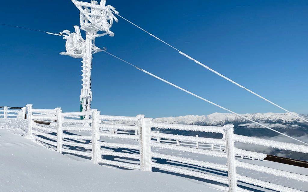 Les fotos de la primera gran nevada de la temporada