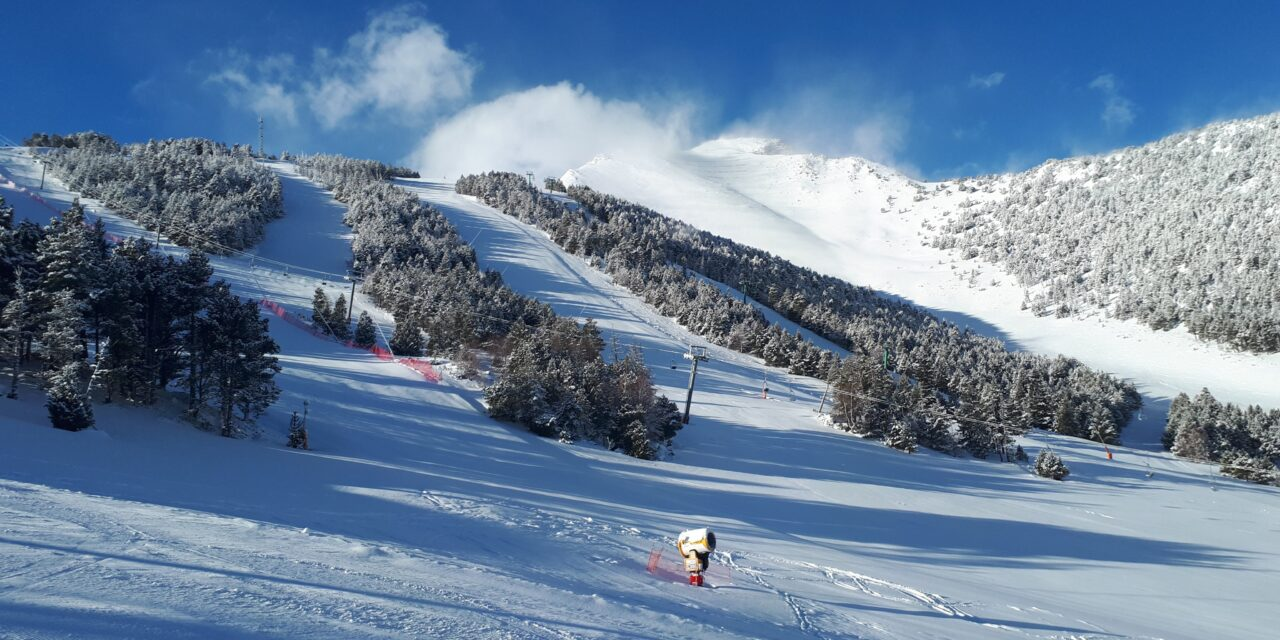 Feines de manteniment a les estacions del Pallars