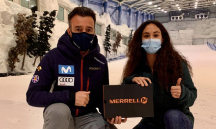 Merrell, nova marca de calçat oficial dels esportistes de la RFEDI