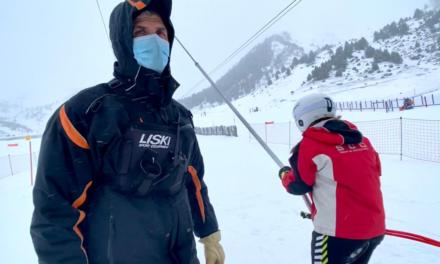 Les escoles d'esquí del Ripollès reclamen un pla de rescat per al sector