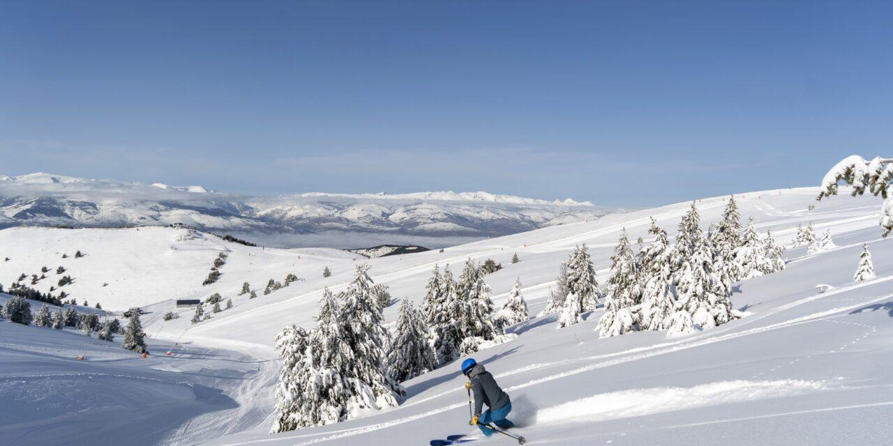 Balanç satisfactori el primer dia de la temporada a les estacions catalanes d'esquí