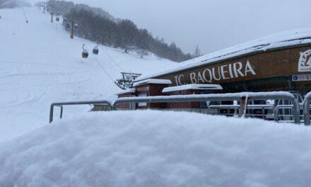 SOS per a poder obrir les estacions d'esquí