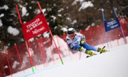 Núria Pau, única esquiadora femenina espanyola que participarà a la Copa del món d'Àustria