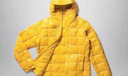 Haglöfs aposta pel grafè per obtenir el millor aïllament en les seves jaquetes
