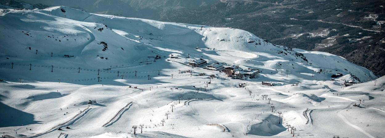 Sierra Nevada obre el 18 de desembre amb aforament reduït en pistes