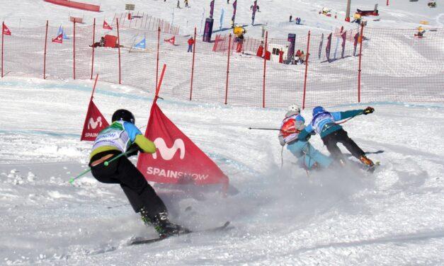 La Copa d'Espanya Movistar de snowboard cros i skicross inicia la 4a temporada a Sierra Nevada