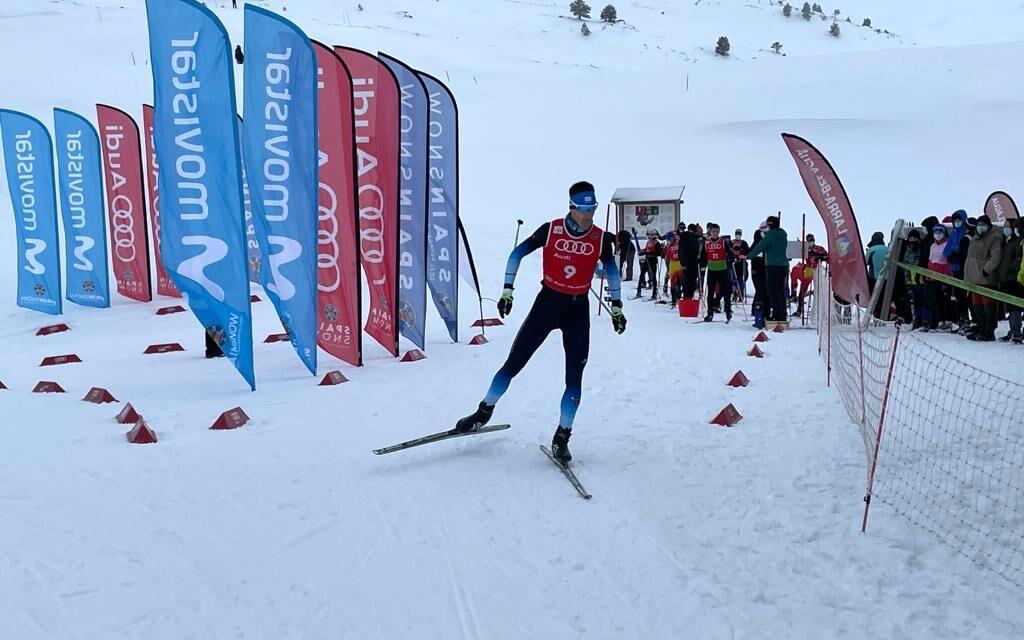Després de la segona fase de la Copa d'Espanya FIS d'Esquí de Fons en Belagua segueix el liderat de el club Irrintzi
