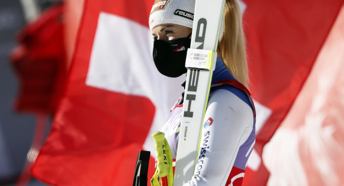 Lara Gut guanya un SG tres anys després