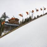 Espectacular doble front flip de Fabian Bösch al trampolí d'Engelberg