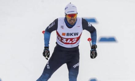 Imanol Rojo aconsegueix un molt treballat 18 lloc en l'última de les proves de el Tour de Ski a Val di Fiemme