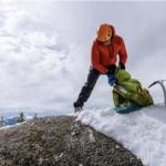 Odin Lifaloft Down Hybrid Insulator de Helly Hansen, la jaqueta ideal per als esquiadors de muntanya i amants de les activitats a l'aire lliure