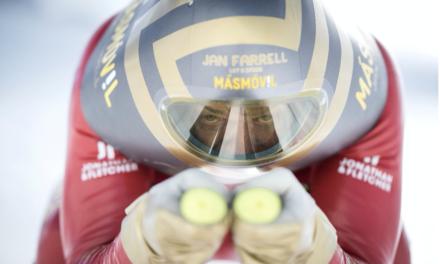 Jan Farrell diu adèu a l'esport no motoritzat més ràpid del planeta