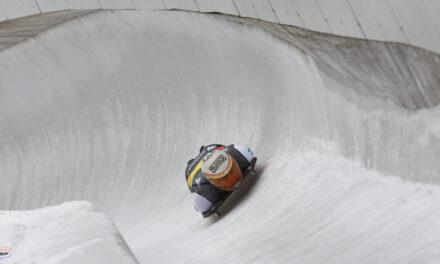 Ander Mirambell disputa a Igls la seva cursa número 90 de Copa del Món de Skeleton