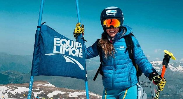 """Núria Pau: """"Puc afrontar una carrera de Copa del Món amb el meu esquí"""""""