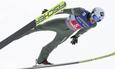 El vol guanyador de Kamil Stoch a Innsbruck