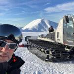 """David Ros, director de Boí Taüll, """"l'objectiu és que al 2026 puguem cobrir amb neu artificial el 70% de l'estació"""""""