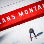 Les millors fotos del descens femení de Crans Montana (Suïssa)
