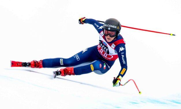 Sofia Goggia guanya de nou a Crans Montana i demostra ser la reina de la velocitat