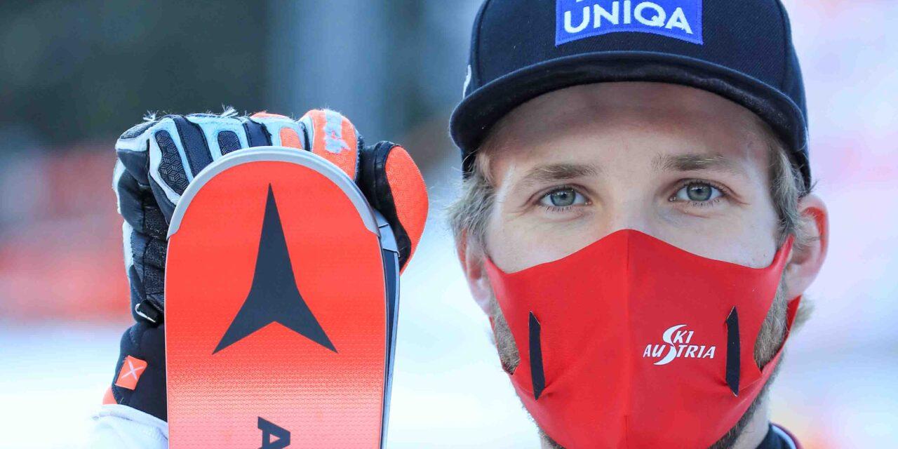 La victòria de Marco Schwarz a Adelboden