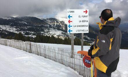 """Port del Comte dona per """"perduda"""" la temporada d'esquí"""