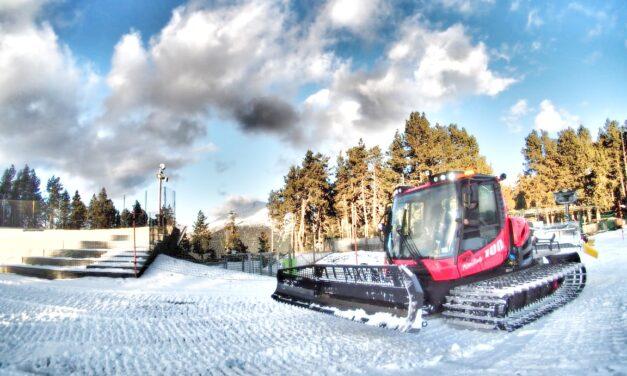 Estació d'esquí de fons de la Rabassa – Naturlandia