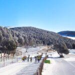 Naturlàndia manté el 100% de les pistes de l'Estació d'esquí nòrdic de la Rabassa obertes durant el període de Nadal