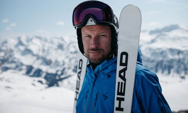 Aksel Lund Svindal presenta la nova col.lecció World Cup Rebels de Head