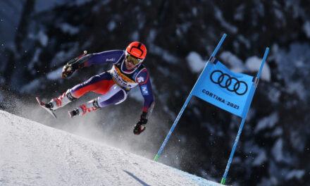 Espectacular 12è lloc d'Albert Ortega a la combinada alpina dels Mundials d'esquí de Cortina d'Ampezzo