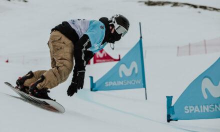Les fotos de la Copa d'Espanya Movistar de snowboardcros i skicross
