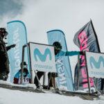 La segona fase de la Copa d'Espanya Movistar de snowboardcros i skicross segueix a Sierra Nevada