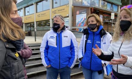 Budó celebra la represa del programa Esport Blanc Escolar a les estacions d'esquí catalanes