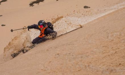 Perquè la sorra del Sàhara va cobrir les estacions d'esquí?