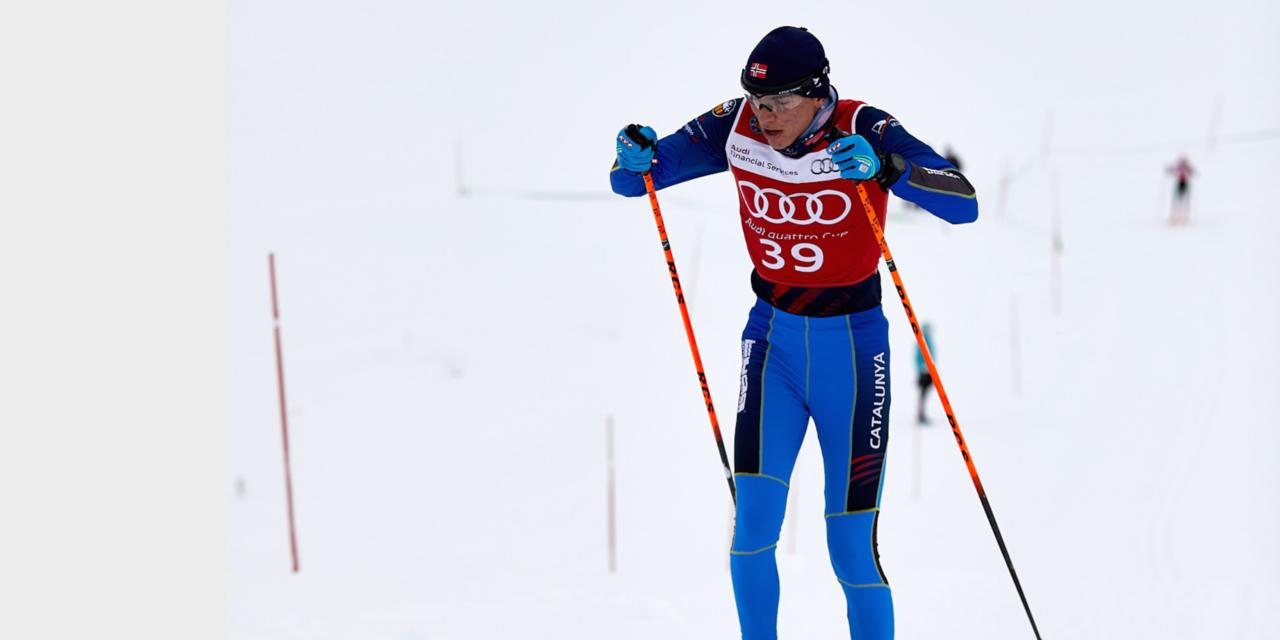Tres esportistes RFEDI d'esquí de fons per als Mundials Júnior FIS d'Vuokatti (Finlàndia)