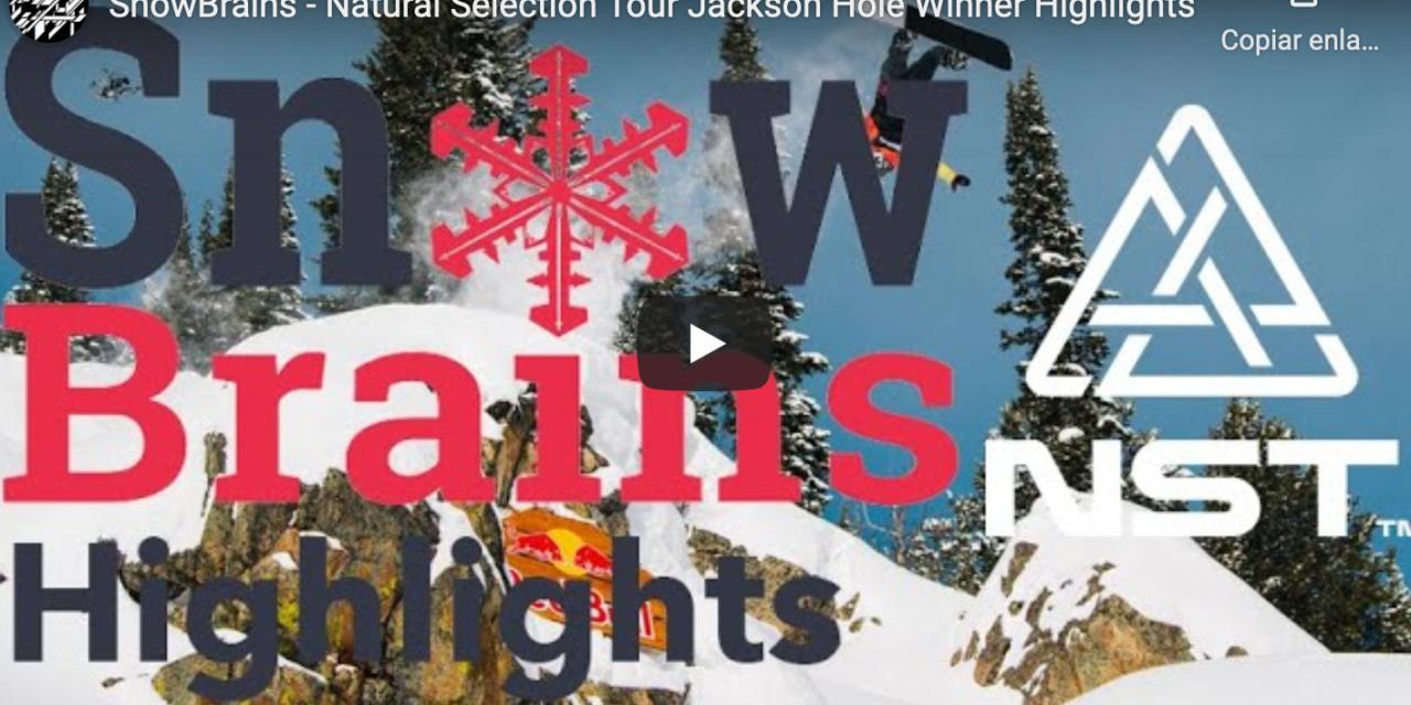Guanyadors Jackson Hole, WY, Natural Selection Tour