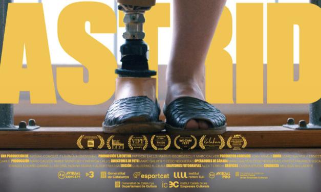 ASTRID, el documental més personal d'Astrid Fina