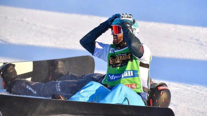 Històric, Lucas Eguibar campió del món d'snowboardcross