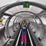 El Pirineu pensa en un 'corredor blanc' per arribar a les pistes d'esquí