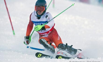 L'esquí alpí llueix al 15è Trofeu Francesc Viladomat