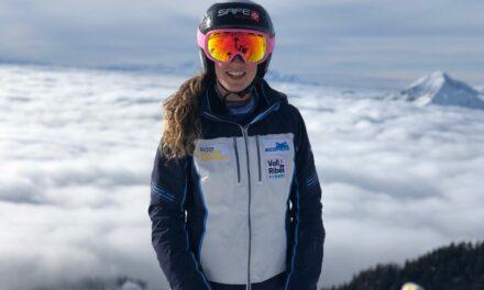 Núria Pau es classifica per als Campionats del Món d'esquí alpí