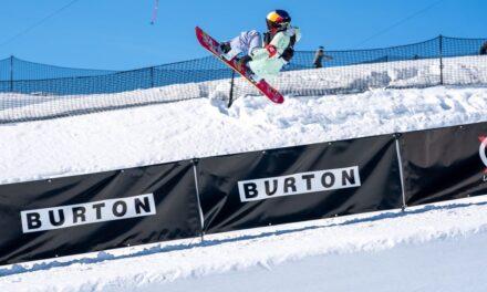 Queralt Castellet, a les finals del Mundial d'Snowboard per la porta gran
