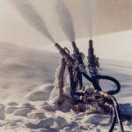 FGC retira 529 tones de ferralla de les estacions de muntanya l'any 2020
