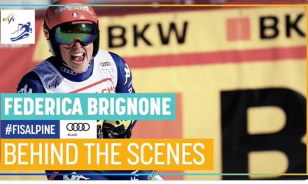 Les claus de l'èxit de l'esquiadora Federica Brignone