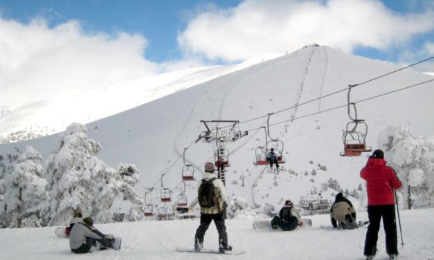 Desmantellen tres pistes d'esquí a Navacerrada pel seu impacte ambiental