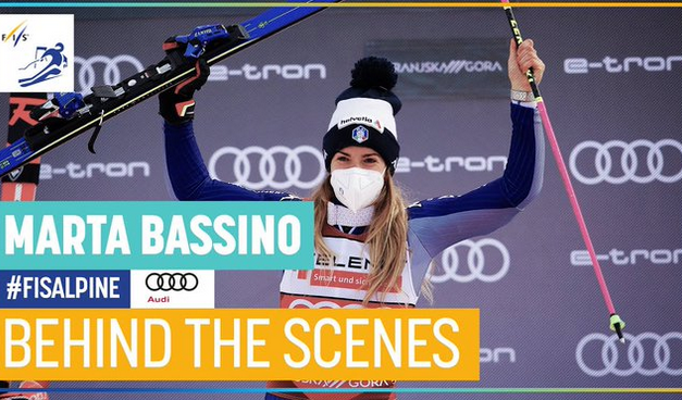 Una mirada diferent sobre Marta Bassino